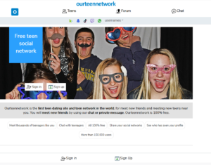OurTeenNetwork.com