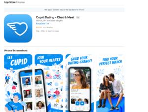 app store cupid.com