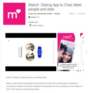 match.com google