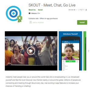 skout.com google